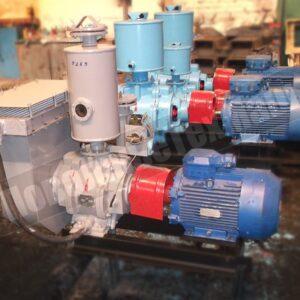 Вакуум-компрессор ВК-3М2А Н (для нефтесборщиков) ПоволжьеТехМаш