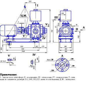 Насос ВВН1-12 (КО-507А) ПоволжьеТехМаш