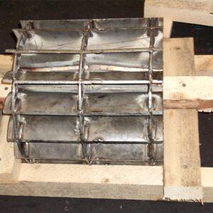 Колесо рабочее сварное насоса ЖВН-12Н ПоволжьеТехМаш