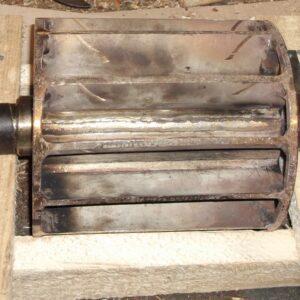 Ротор с нержавеющим валом насоса ВВН-3Н ПоволжьеТехМаш