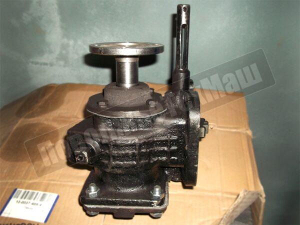 Коробка отбора мощности на а/м ЗИЛ под карданный вал фланцевый (механическое включение) ПоволжьеТехМаш