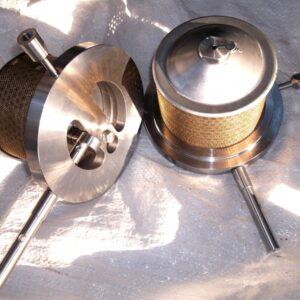 Клапан донный диаметр 90мм ДПК-90