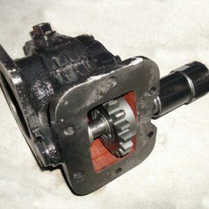 Коробка отбора мощности на а/м ЗИЛ под насос НШ (Зил-555) пневматическое включение ПоволжьеТехМаш