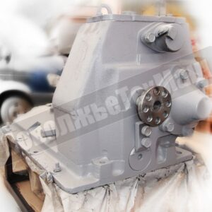Коробка отбора мощности а/м Кам.А.З. МП27-4215010-01 (на верхний люк КПП) ПоволжьеТехМаш