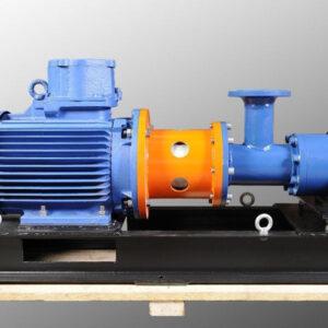 Насосы ЦНСА и ЦНСГА для холодной и горячей воды вертикального исполнения