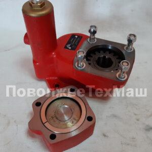 Коробка отбора мощности Bezares 301303 под насос ISO для КПП Shaanxi 9JS ПоволжьеТехМаш