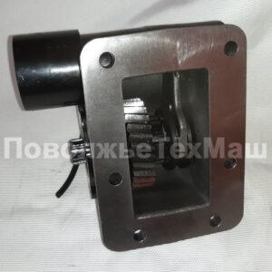Коробка отбора мощности а/м Mitsubishi c КПП M035-S5, M035-S6 вакуумное включение (UNI) ПоволжьеТехМаш